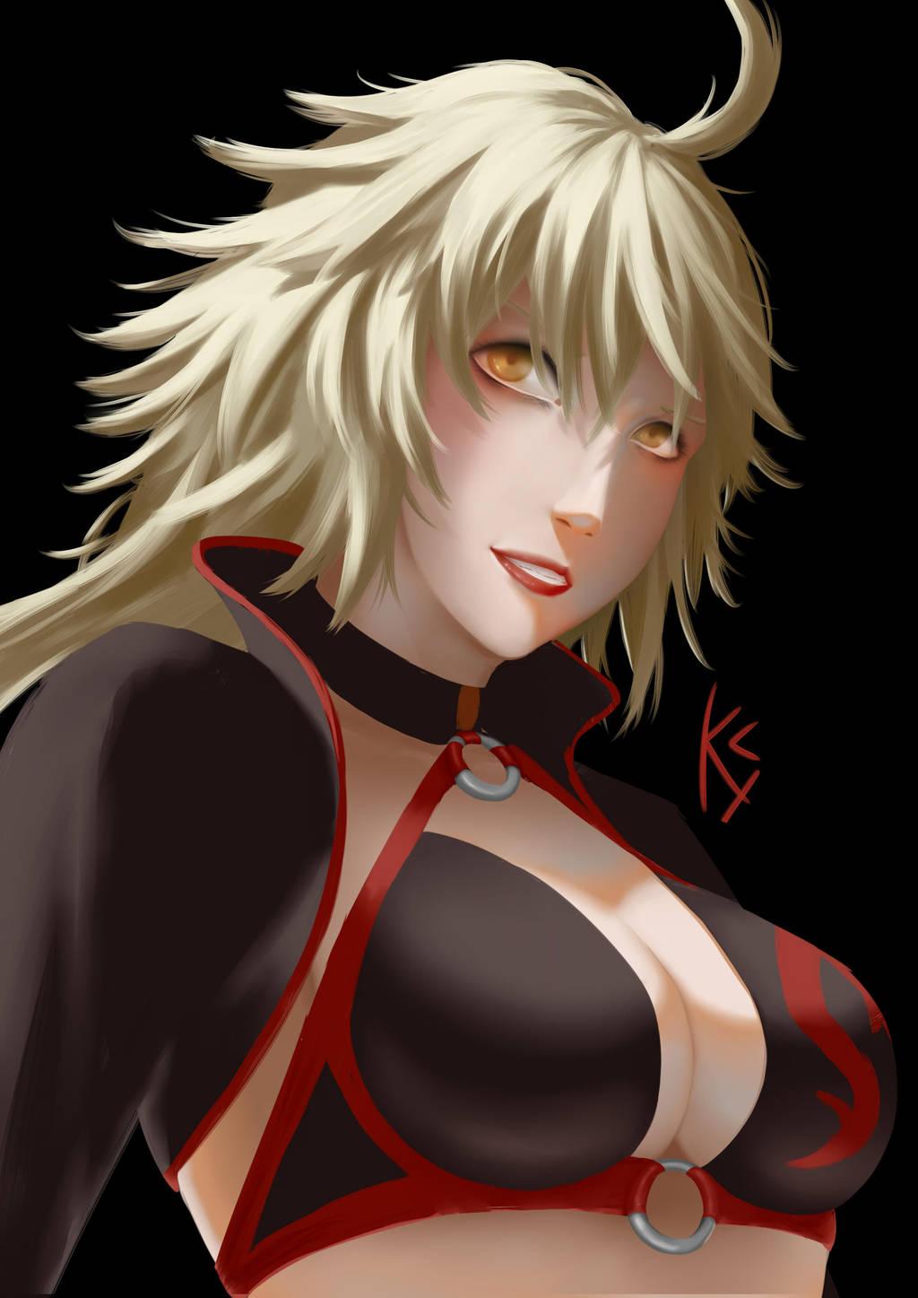 Jeanne by KatohHiki