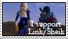 I support LinkxSheik by ryttu3k
