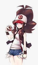 Pokemon Girl by Ethird