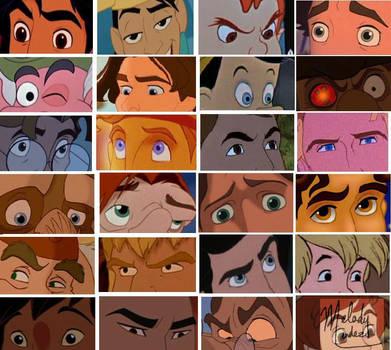 Disney guy eyes ref by JeebusOfTheSwatKats