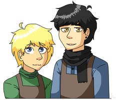 Welcome to Tweek Bros. Coffee by KeiArubino