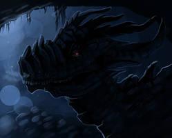 Dark indigo by 0-Kyuubs-0
