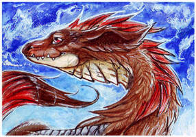 ACEO_SilveryNova by 0-Kyuubs-0