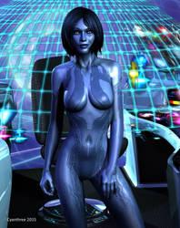 Cortana by cyanthree