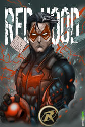 Red Hood Final by amonir1981