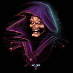 skeletor by amonir1981