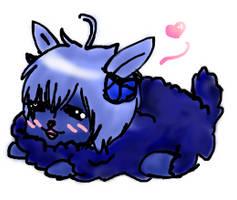 cuteness uvu by Bun-Of-A-Glitch