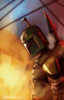 The Empire Strikes Back in 60 by devowankenobi