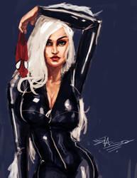 Black Cat by devowankenobi