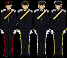 Brigade of Horse Guards, No. 1 Dress by tsd715