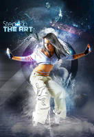 Step Up the Art by SmoothSqu4d