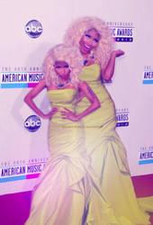 Nicki Minaj Blend by asmith9O