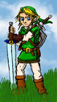 Link - Color Version by DairyKing
