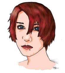 Elise by borderlineangelic