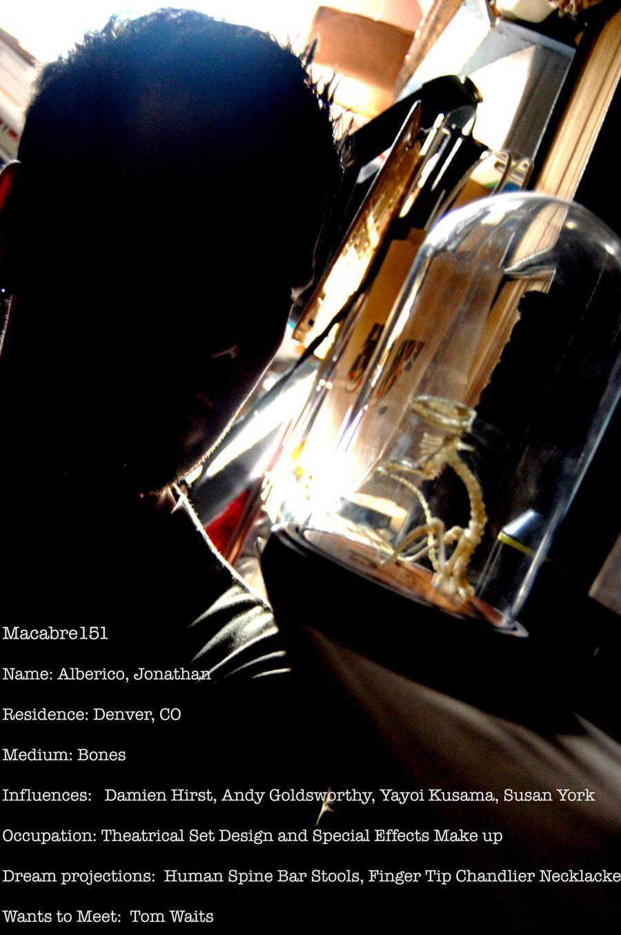 Macabre151's Profile Picture