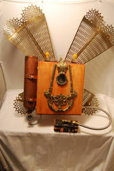 Steampunk Dragonfly Jetpack by Macabre151