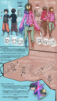 Otherside OCT Ref Sheet: Dom and Fifi by stupidyou3