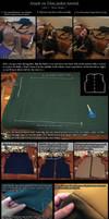 Attack on Titan Jacket Tutorial - basic shape. by neptunyan