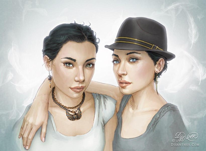 Duo by Tinkarooni