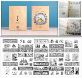Book: Fairytale Honeydrops by UmbrellaFighter