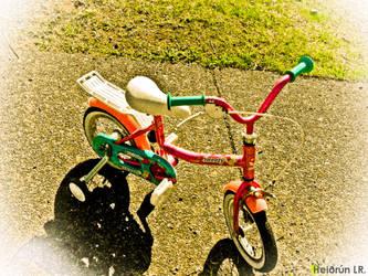 Happy bike. by ElmarLife