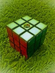 Rubiks Cube by ElmarLife