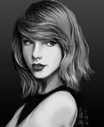Taylor Swift - 1989 by equillybrium