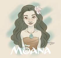 Moana by Ailill90