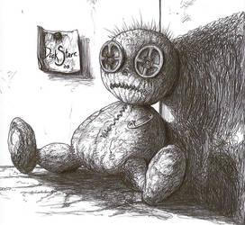 Rag Doll by DickStarr