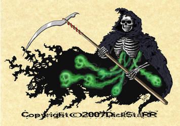 The Reaper by DickStarr