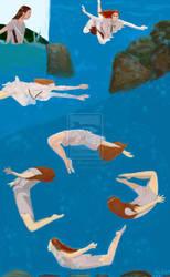 Ocean Girls by NeriSiren