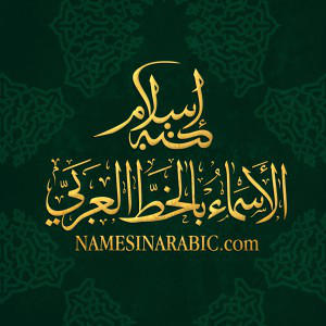NamesInArabic's Profile Picture