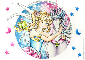 Starre and Nightsky - Love me forever and Eternity by MyCandyGirl