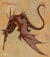 Adrikar, the Red Terror by Daimera