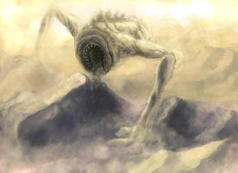 Sand Titan by Daimera