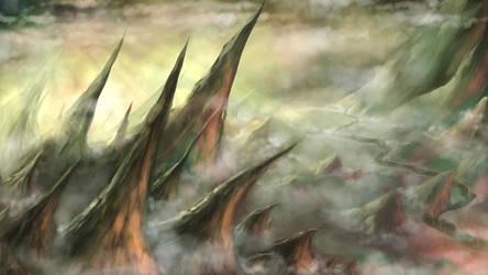 Into No-Man's Land by Daimera