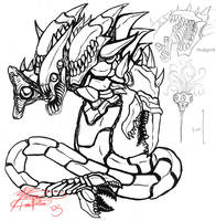 GradorDalParah - For Kainsword by Daimera