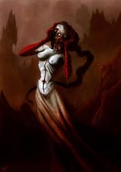 Evil Witch by DiegoKlein