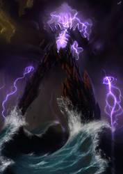 Storm Giant by DiegoKlein