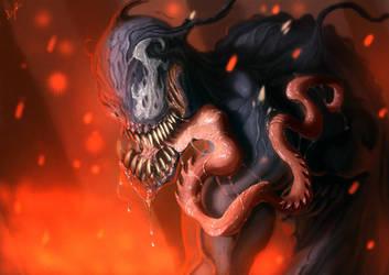 Venom by DiegoKlein