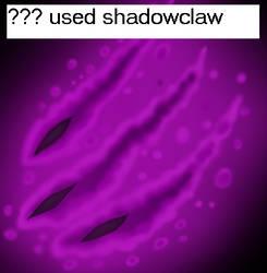 Shadowclaw by LotusFoxfire
