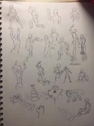 Draw Study1 by LotusFoxfire