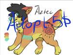 Aztec 5 dollar adoptable by LotusFoxfire