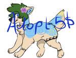 luau 5 dollar adoptable by LotusFoxfire