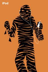 iPod Mummy by mental-awareness