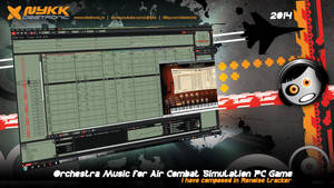 Orchestra Music for Air Combat Simulation PC Game by djnick2k