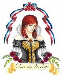 AC Unity: Elise de la Serre by Yukow