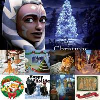 Happy Holidays  by animaprincess1