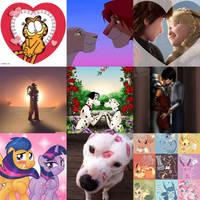 Happy Valentine's Day  by animaprincess1