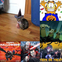 Happy Halloween  by animaprincess1
